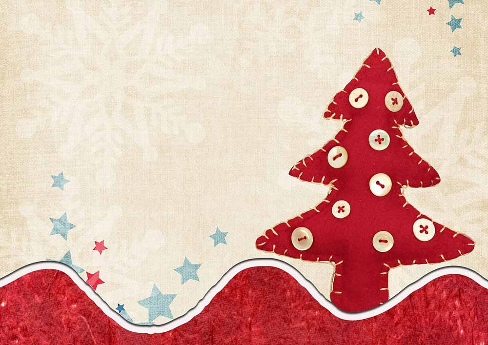 Digital Scrapbook Christmas Wallpaper